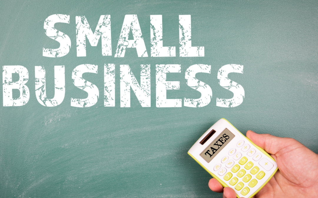 Small Business Taxes – How to plan for the year